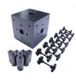 "Square Box Truss 6"" Universal Junction Block"